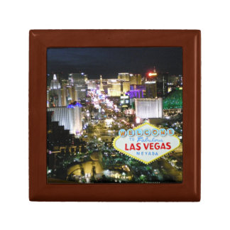 Las Vegas Strip and Sign Jewelry Boxes