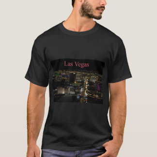 Las Vegas Strip at Night T-Shirt