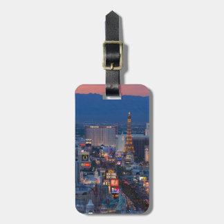 Las Vegas Strip Bag Tag