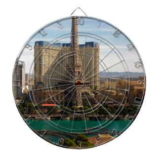 Las Vegas strip Dartboard