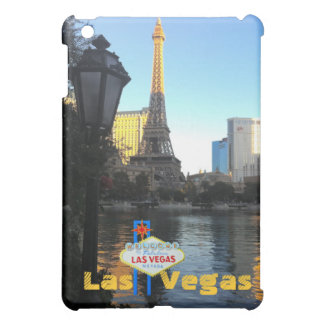 Las Vegas Strip Eiffel Tower iPad Mini Covers