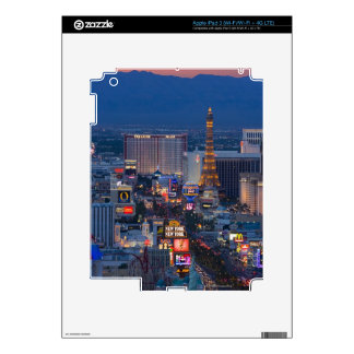 Las Vegas Strip iPad 3 Decals