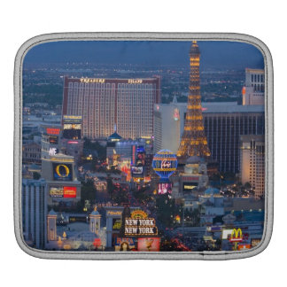 Las Vegas Strip iPad Sleeve