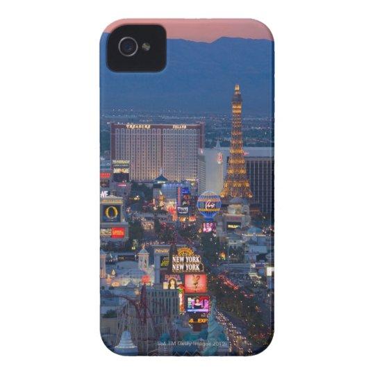 Las Vegas Strip iPhone 4 Case-Mate Case