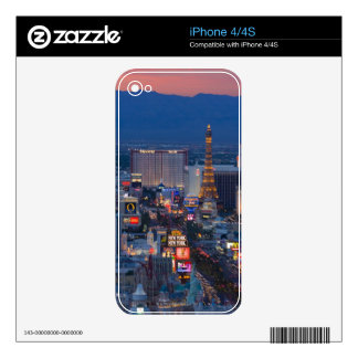 Las Vegas Strip iPhone 4S Decals