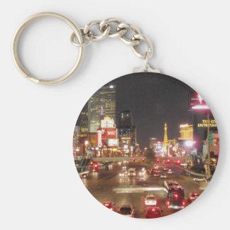Las Vegas strip Keychain