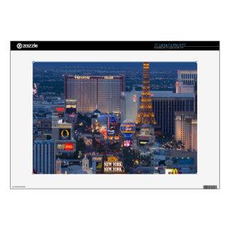 Las Vegas Strip Laptop Skins