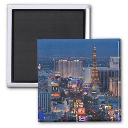 Las Vegas Strip Magnets