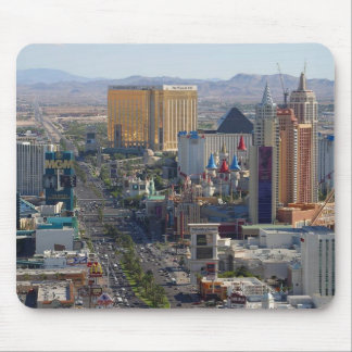 Las Vegas Strip Mouse Pads