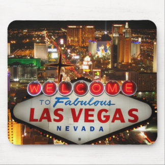 Las Vegas Strip Mousepad