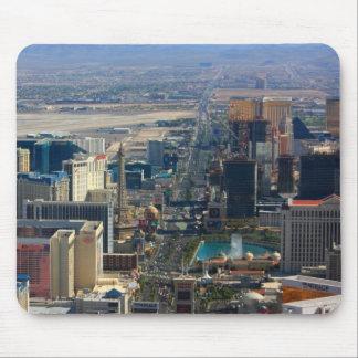 Las Vegas Strip Nevada Photo Mouse Pad