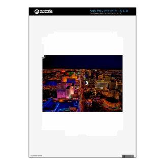 Las Vegas Strip Night Vacation iPad 3 Decals