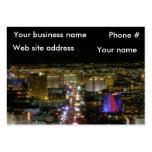 Las Vegas Strip North Business Card