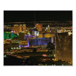 Las Vegas Strip Photo Print
