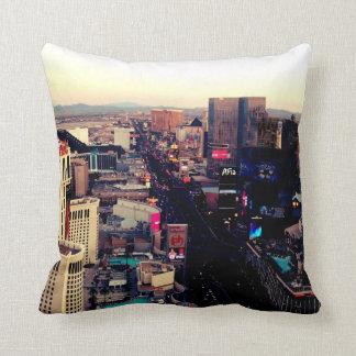 Las Vegas Strip Pillows