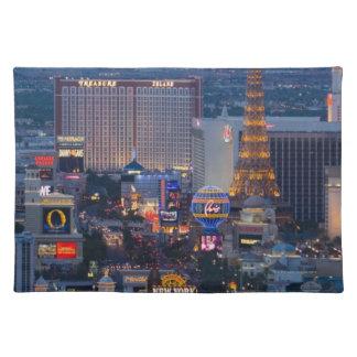 Las Vegas Strip Placemat
