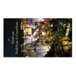 Las Vegas Strip Thank you Gift Tag Business Cards