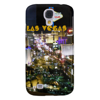 Las Vegas Strip View and Welcome Sign Galaxy S4 Case