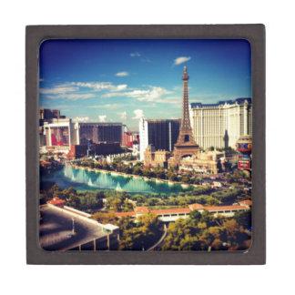 Las Vegas Strip View Premium Jewelry Boxes