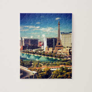 Las Vegas Strip View Puzzles