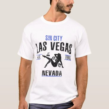 USA Themed Las Vegas T-Shirt