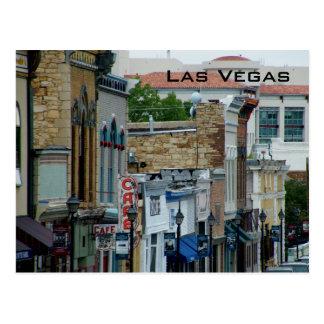 Las Vegas Tarjetas Postales
