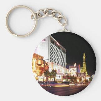 Las Vegas The Strip Keychain