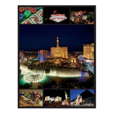 Majipoor Las Vegas - United States Postcard