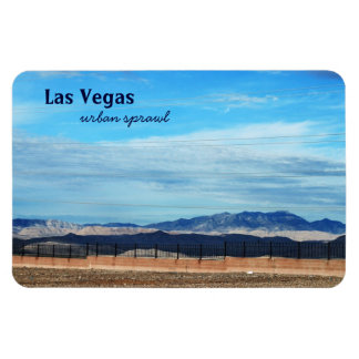 Las Vegas Urban Sprawl Magnet