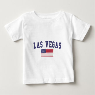 Las Vegas US Flag Baby T-Shirt