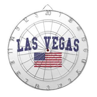 Las Vegas US Flag Dart Boards