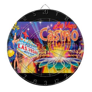 Las Vegas Vacation Dart Boards