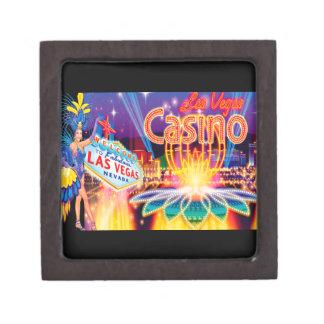Las Vegas Vacation Gift Box