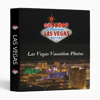 Las Vegas Vacation Photo Binder