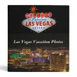 las, vegas, urbanphotos, photo, album, binder,