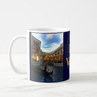 Las Vegas Venetian Canal Gondola Coffee Mug