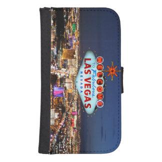 Las Vegas Wallet Case Galaxy S4 Wallet Case