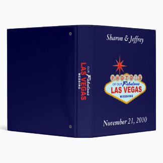 Las Vegas Wedding Album 2 Binder