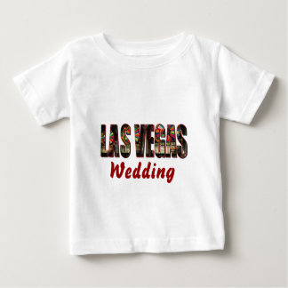 Las Vegas Wedding Baby T-Shirt