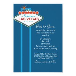 Las vegas wedding invitations tropical papers for Wedding invitations las vegas nv