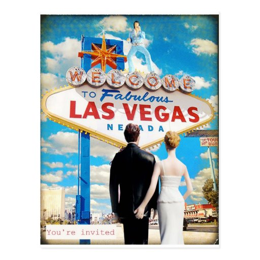 Vegas Themed Wedding Invitations with great invitation ideas