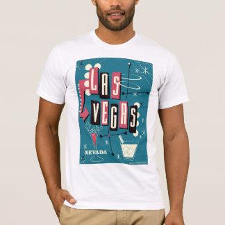 Las Vegas wedding nevada vintage travel poster T-Shirt