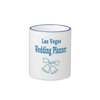 Las Vegas Wedding Planner Mug with Bells