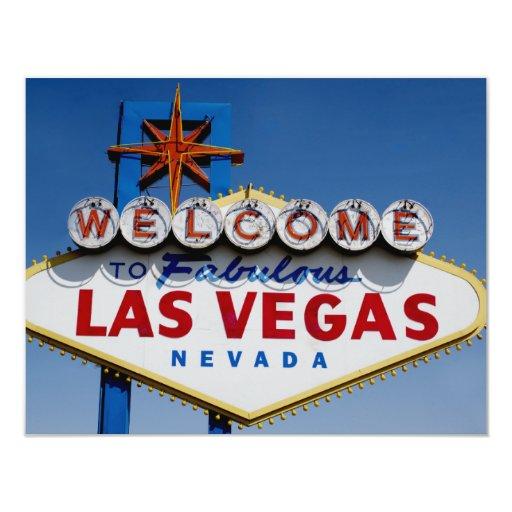 Las Vegas Wedding Template - Make Your Own Card