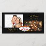 "Las Vegas Wedding Thank You Photo Cards<br><div class=""desc"">Las Vegas Wedding Thank You Photo Cards</div>"