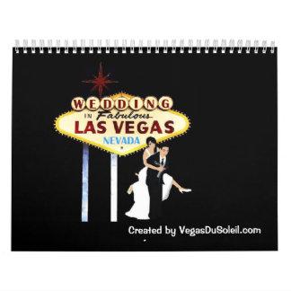 Las Vegas Weddings Calendar