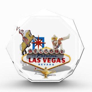 Las Vegas Welcome Sign Award