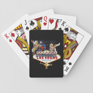 Las Vegas Welcome Sign Deck Of Cards
