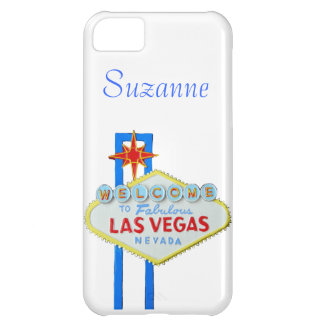 Las Vegas Welcome Sign for Mobile Phones iPhone 5C Covers
