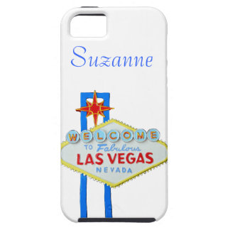 Las Vegas Welcome Sign for Mobile Phones iPhone SE/5/5s Case